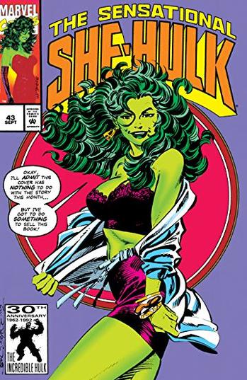 c8a45209 Sensational She-Hulk (Comic Book) - TV Tropes