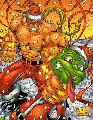 Twisted Christmas - TV Tropes