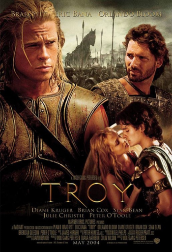 Troy (2004) Tamil Dubbed (Voice Over) & English [Dual Audio] BDRip 720p [1XBET]