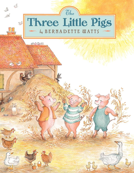 The Three Little Pigs Literature  TV Tropes