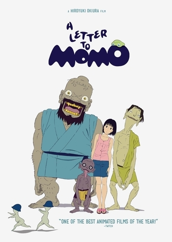 a letter to momo anime tv tropes