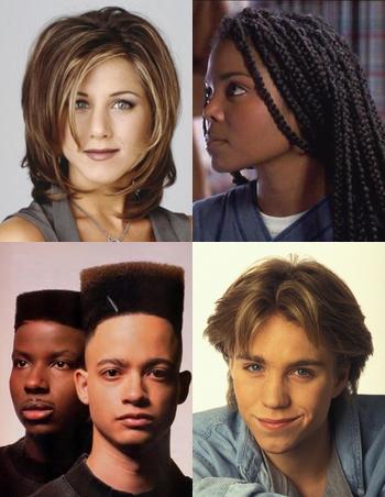 90s Hair Tv Tropes