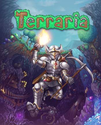 Terraria Video Game Tv Tropes Easy guide to teleporters and wiring in terraria, plus a tutorial on other basic mechanisms! terraria video game tv tropes