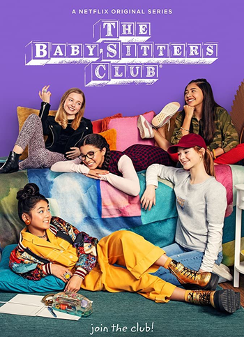 The Baby Sitters Club 2020 Series Tv Tropes