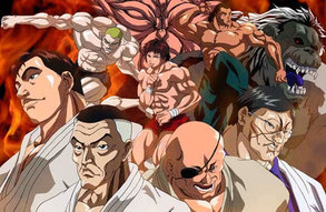 Baki the Grappler (Manga) - TV Tropes