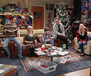 Christmas Vacation Boss Gift Scene.Christmas Episode Tv Tropes