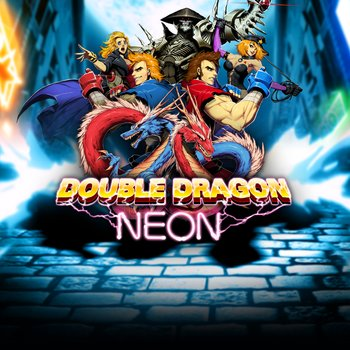 Double Dragon Neon (Video Game) - TV Tropes