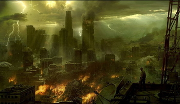 The End of the World as We Know It - TV Tropes
