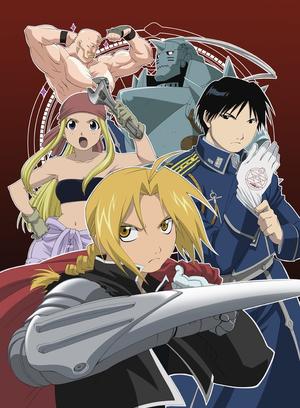 Fullmetal Alchemist (Anime) - TV Tropes