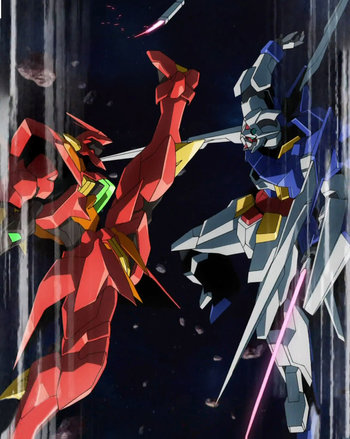 Gundam AGE - TV Tropes Forum
