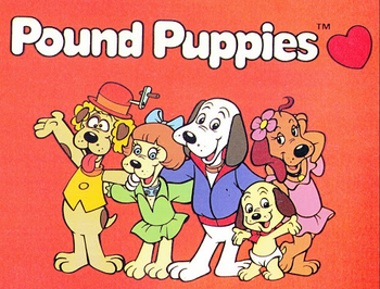 Pound Puppies 1980s Western Animation Tv Tropes