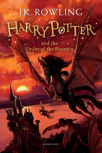 Harry Potter and the Order of the Phoenix (Literature) - TV Tropes