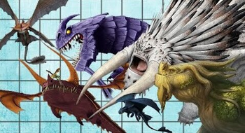 Our Dragons Are Different Tv Tropes What to do and how to grind for it. our dragons are different tv tropes