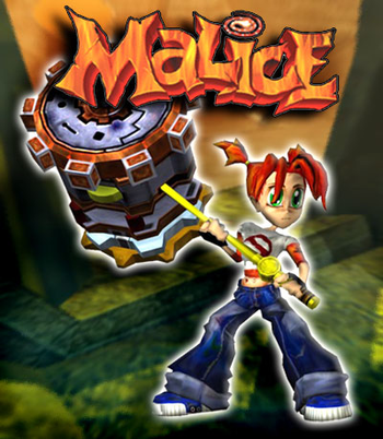 Malice Video Game Tv Tropes