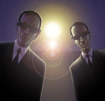 The Men in Black - TV Tropes