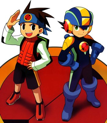 Mega Man Battle Network (Video Game) - TV Tropes