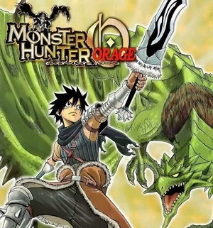 Monster Hunter Orage Manga Tv Tropes