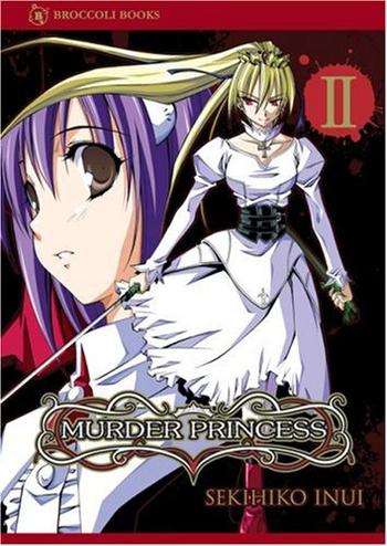 Murder Princess Manga