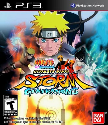Naruto Shippuden: Ultimate Ninja Storm Generations (Video