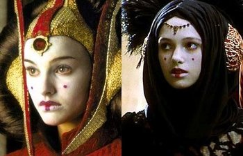 Separated-at-Birth Casting - TV Tropes