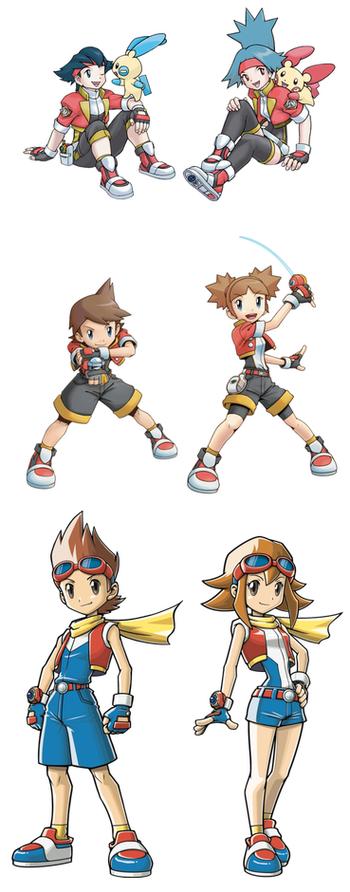 pokmon anime tv tropes pokemon tropes images pokemon images