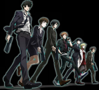 Psycho Pass Anime Tv Tropes