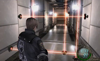 Laser Hallway Tv Tropes
