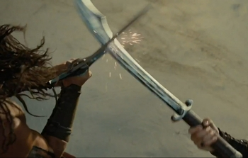 Sword Sparks - TV Tropes