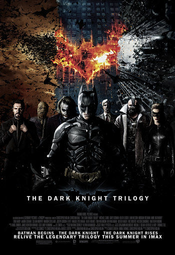 the dark knight trilogy film tv tropes