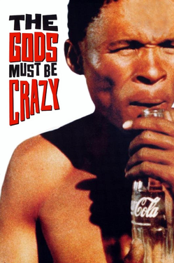 the gods must be crazy film tv tropes film the gods must be crazy