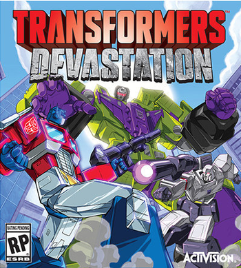 Transformers: Devastation (Video Game) - TV Tropes