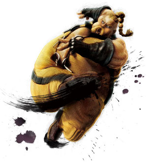 Street Fighter IV / Characters - TV Tropes