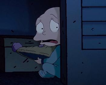The Rugrats Movie / Tear Jerker - TV Tropes
