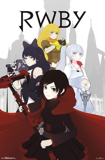 RWBY (Web Animation) - TV Tropes