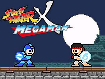 Street Fighter X Mega Man (Video Game) - TV Tropes