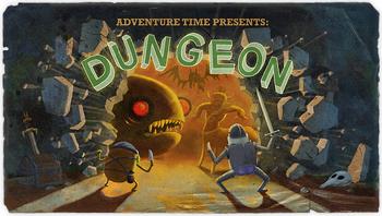adventure time s 1 e 18 dungeon recap tv tropes