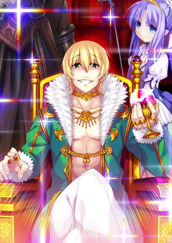 Fate Grand Order Sabers A To M / Characters - TV Tropes