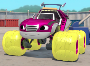 Blaze and the Monster Machines / Characters - TV Tropes