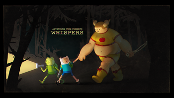 Adventure Time S 9 E 13 Whispers Recap Tv Tropes