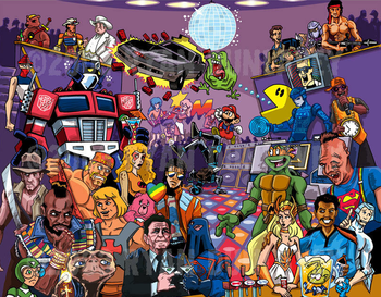 The 80s Tv Tropes Tv tropes is raising funds for the tv tropes revitalization project on kickstarter! the 80s tv tropes