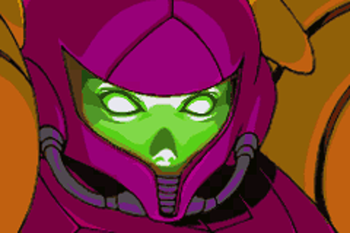 Metroid Fusion / Nightmarefuel - TV Tropes