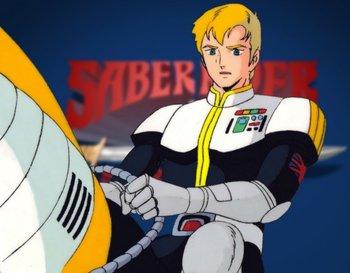 Sabre Rider