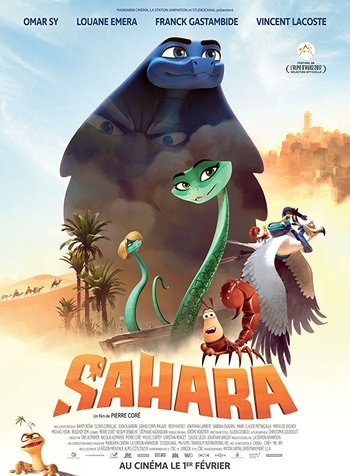 Sahara (Western Animation) - TV Tropes