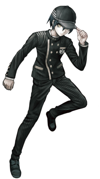 Danganronpa V3 - Male Students / Characters - TV Tropes