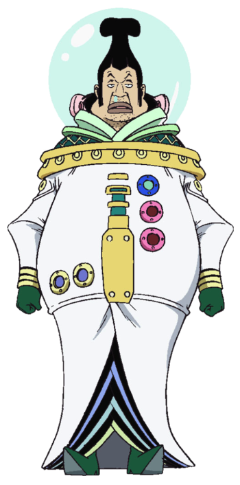 One Piece: The World Government / Characters - TV Tropes