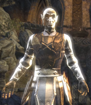 The Elder Scrolls: Historical Figures / Characters - TV Tropes