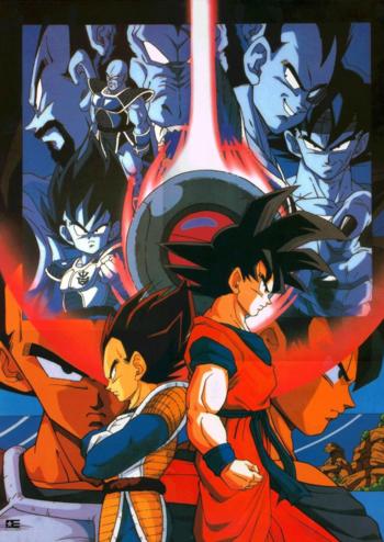 Dragon Ball Saiyans Characters Tv Tropes