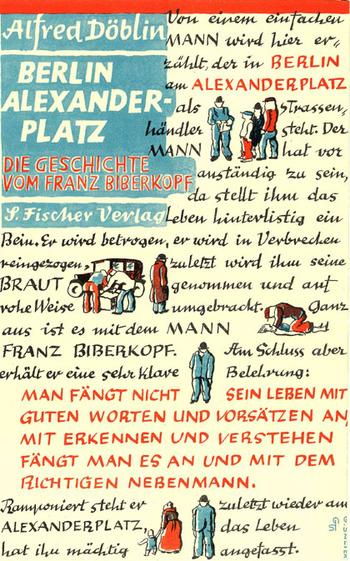 Berlin alexanderplatz sex