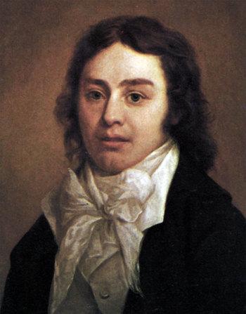 Samuel Taylor Coleridge drawing