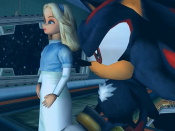 Sonic Adventure 2 / Heartwarming - TV Tropes